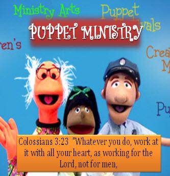 Puppet Ministry Slide 2